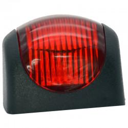Gabaritna lampa led crvena na kabini 3 -diode