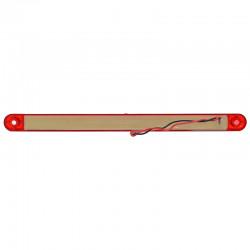 Gabaritna lampa led crvena 15 -diode 12-24V