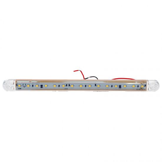 Gabaritna lampa led bela 15 -diode 12-24V