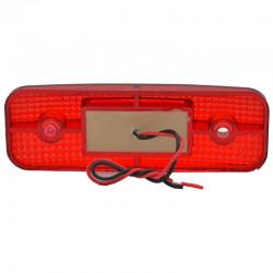 Gabaritna lampa led crvena 9 -diode 12-24V