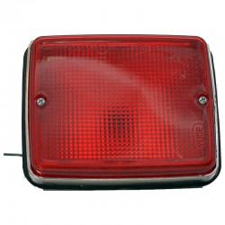 Lampa crvena bus