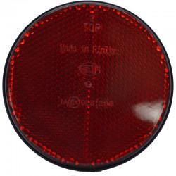 Katadiopter crveni okrugli fi85