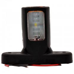 Gabaritna lampa led na gumi - kratka