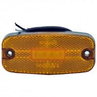 Gabaritna lampa led žuta 3 -diode