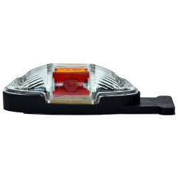 Gabaritna lampa led na gumi 5 -diode elipsa