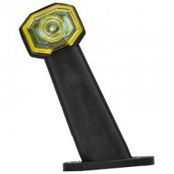 Gabaritna lampa led na gumi - kosa