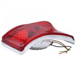 Lampa crvena sa fasungom L/R autobus Neoplan, Volvo, Scania
